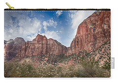 Descent Into Zion Carry-all Pouch