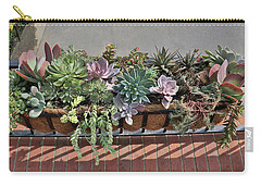 Desert Arrangement Carry-all Pouch