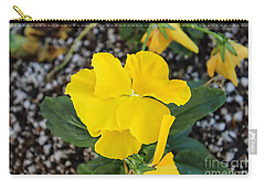 Floral Desert Beauty Carry-all Pouch