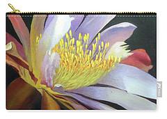 Desert Cactus Flower Carry-all Pouch