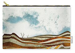 Desert Calm Carry-all Pouch by Spacefrog Designs