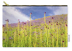 Desert Candles At Carrizo Plain Carry-all Pouch