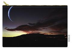 Desert Crescent Carry-all Pouch