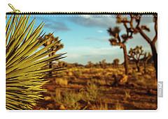 Desert Fan Carry-all Pouch