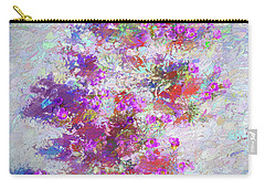 Desert Flowers Abstract 3 Carry-all Pouch