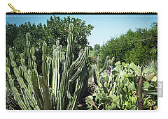 Desert Garden Carry-all Pouch