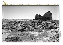 Desert Landscape - Arches National Park Moab, Utah Carry-all Pouch