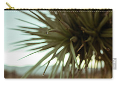 Desert Leaves Carry-all Pouch