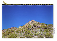 Desert Mountaintop Carry-all Pouch by Ed Cilley