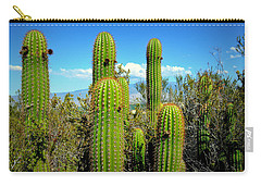 Desert Plants - All In The Family Carry-all Pouch