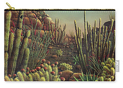 Desert Potpourri  Carry-all Pouch