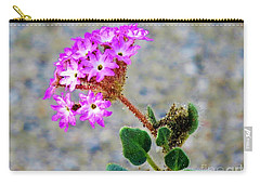 Desert Sand Verbena Carry-all Pouch