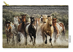 Desert Showers Carry-all Pouch