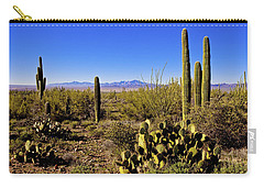 Desert Spring Carry-all Pouch