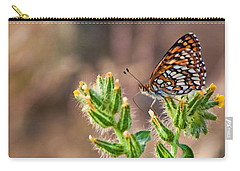 Desert Spring Life Carry-all Pouch