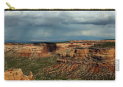 Desert Thunderstorm Carry-all Pouch