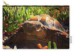 Desert Tortoise Carry-all Pouch