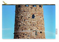 Desert View Watchtower At The Grand Canyon Carry-all Pouch