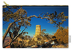 Desert View Watchtower, Grand Canyon National Park, Arizona Carry-all Pouch