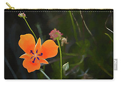 Desert Wildflower 2 Carry-all Pouch