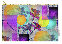 Design #3 Carry-all Pouch by Iris Gelbart