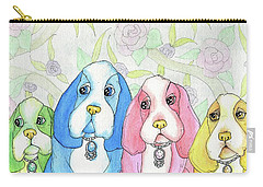 Designer Dogs Carry-all Pouch