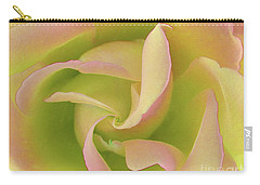 Designer Rose Carry-all Pouch