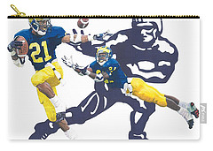Desmond Howard - Hello Heisman Carry-all Pouch