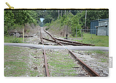 Desolate Rails Carry-all Pouch