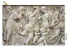 Detail Of Medea Sarcofagus Carry-all Pouch by Patricia Hofmeester