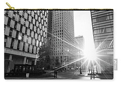 Detroit Shinning  Carry-all Pouch