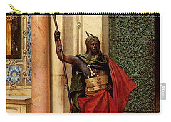 Deutsch Ludwig A Nubian Guard Carry-all Pouch