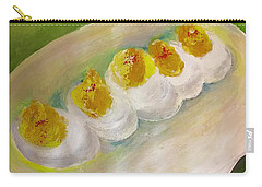 Devilled Eggs Carry-all Pouch