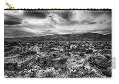 Devils Golf Course Carry-all Pouch by Hugh Smith