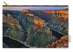 Devils Overlook Big Horn Canyon Carry-all Pouch