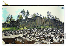 Devils Postpile Wide Carry-all Pouch