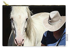 Devine Spirit Of Hope Carry-all Pouch