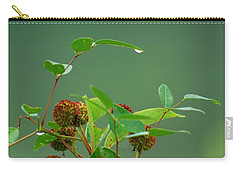 Dew Droplet Carry-all Pouch