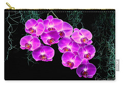 Dew-kissed Orchids Carry-all Pouch