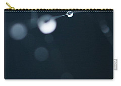 Dewdrops On Cobweb 005 Carry-all Pouch