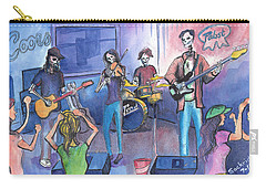 Dewey Paul Band Carry-all Pouch