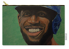 Dexter Fowler Portrait Carry-all Pouch
