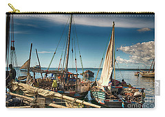 Dhow Sailing Boat Carry-all Pouch