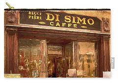 Di Simo Caffe Carry-all Pouch