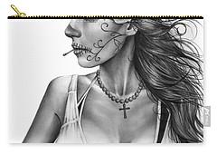 Dia De Los Muertos 1 Carry-all Pouch