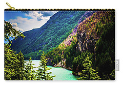 Diablo Lake Carry-all Pouch