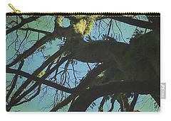 Carry-all Pouch featuring the photograph Dialogue  by Connie Handscomb