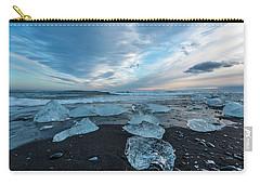 Diamond Beach Sunset  Carry-all Pouch