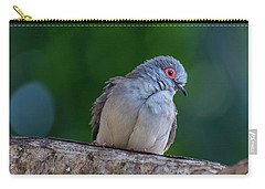 Diamond Dove Carry-all Pouch