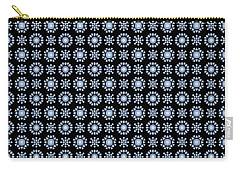 Diamond Mandala Pattern Carry-all Pouch